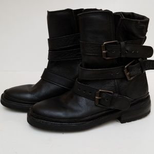 Ash Genuine Leather Boots NWOT